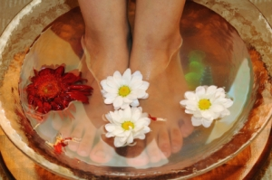 Ionic detox footbath, relaxation, healing, massage, footbath, cleansing, Baraboo, Wisconsin Dells, Wisconsin